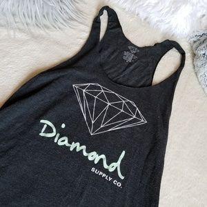 Diamond Tank Top